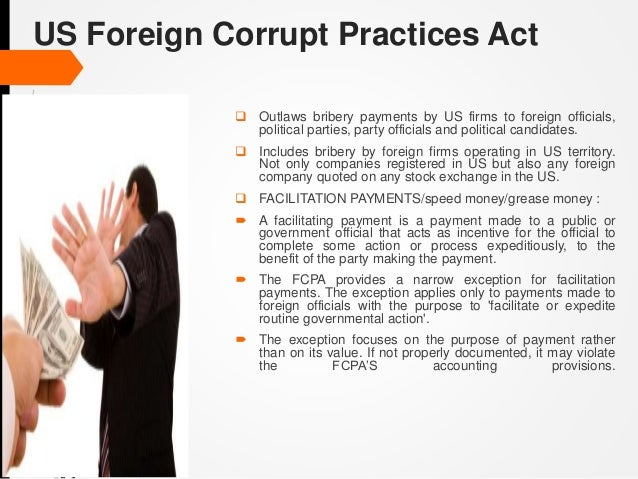 foreign corrupt practices act to reduce Davis polk is known for having one of the world's premier foreign corrupt practices act and helps reduce with domestic and foreign.