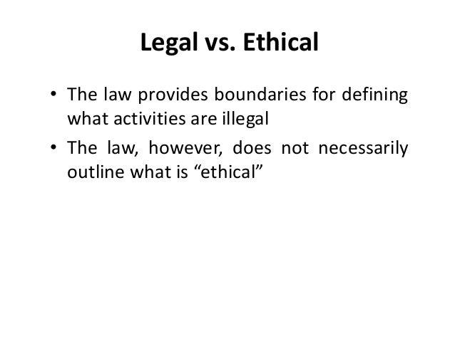 Ethics & Social Responsibility Slide 3