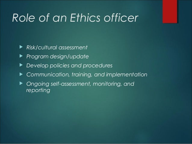 board of directors, governance and ethics