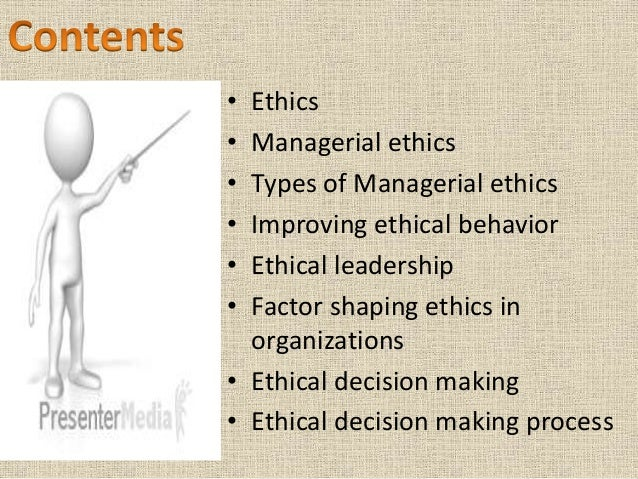 ethics in management Ethics in management managers in today's business world increasingly need to be concerned with two separate but interrelated concerns—business ethics and social responsibility source for information on ethics in management: encyclopedia of business and finance, 2nd ed dictionary.