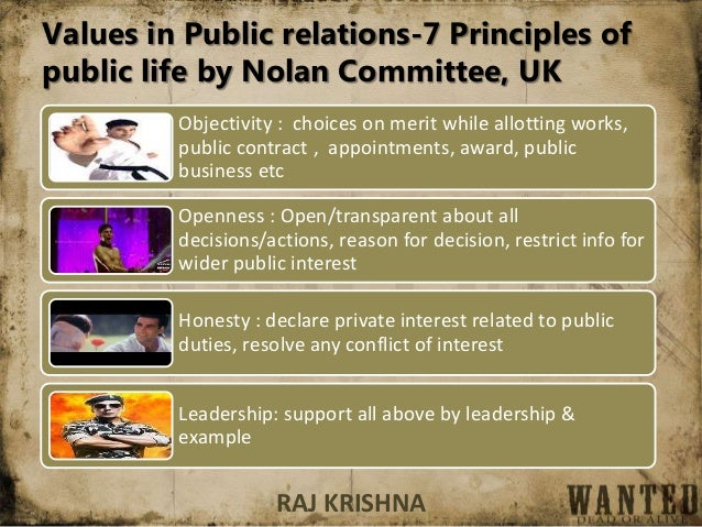 the importance of honesty and ethics in public relations Ethics became more confusing once public relations evolved away from  the  field produced widely divergent opinions about the role of truth in public relations.