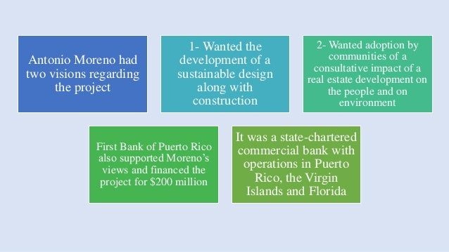 Trouble in Paradise: Stakeholders conflict in the paseo caribe project Essay Dissertation Help