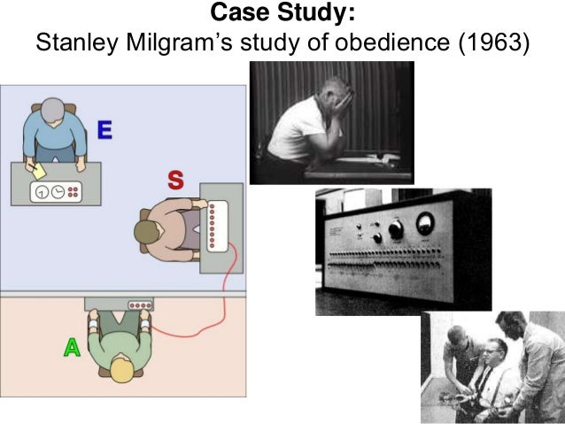 Milgram's Obedience Study:Follow-up• 92% responded  to the survey  – Attitudes about    volunteering    • 84% positive    ...
