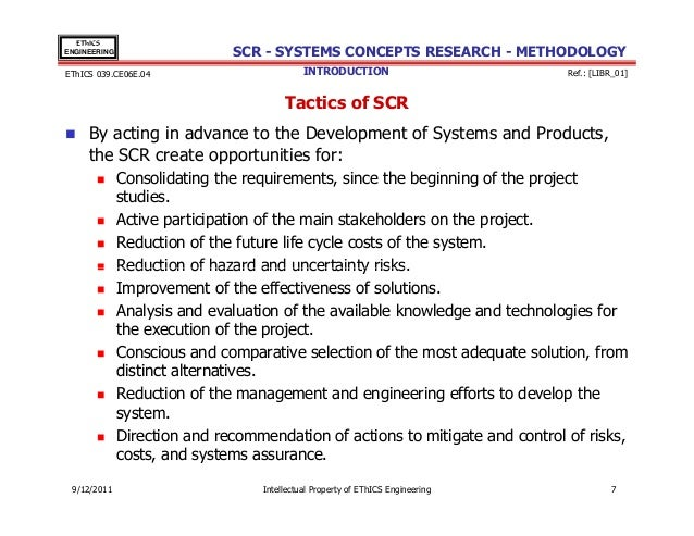 concepts of research methodology A research concept paper serves as a preliminary form of communication regarding a proposed research project concept papers are commonly used for projects.