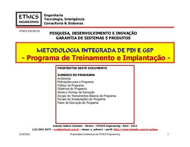 EngenhariaEThICS               Tecnologia, InteligênciaENGINEERING                     Consultoria & SistemasEThICS 039.P0...
