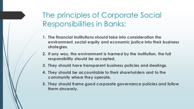 the role of ethics and social responsibilities in management Human resource departments play a critical role in ensuring  better corporate ethics and long-lasting  corporate social responsibility can go a long way in .