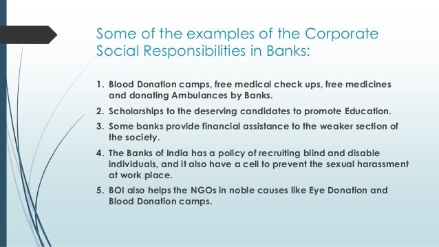 corporate social responsibility in barclays bank Corporate social responsibility barclays is committed to sustainable and responsible banking barclays bank plc is a member of banking codes and standards board.