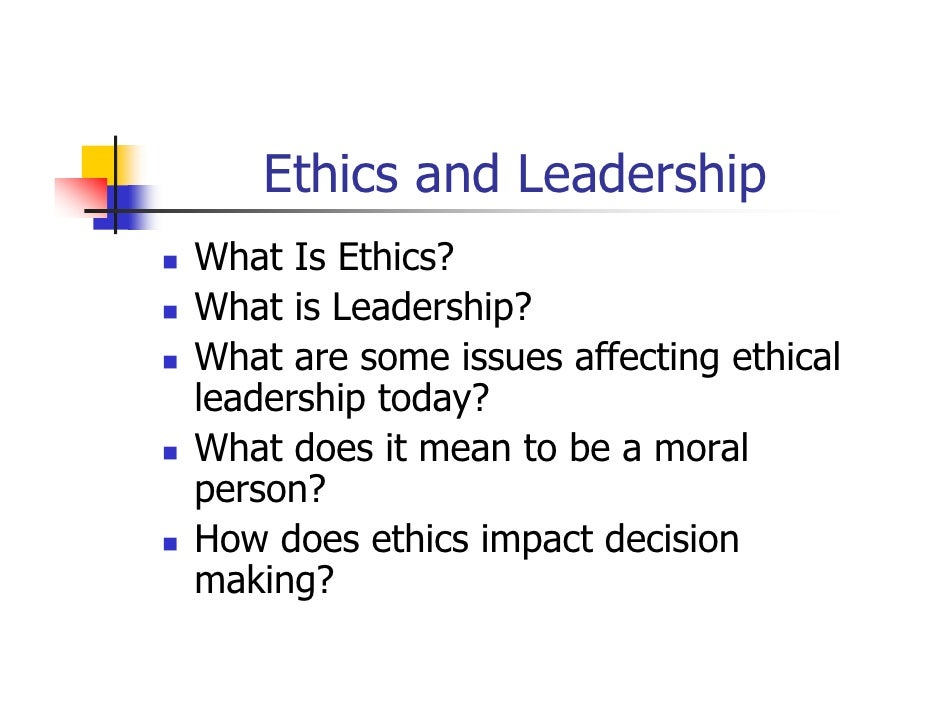 """the ethics of leadership Per cent of people question if ethics within leadership even exists this is what the author refers to as """"a crisis of trust"""" (p 200) the."""