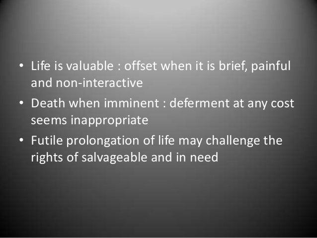 Unhelpful Punishment >> Ethics and medico legal issues in icu