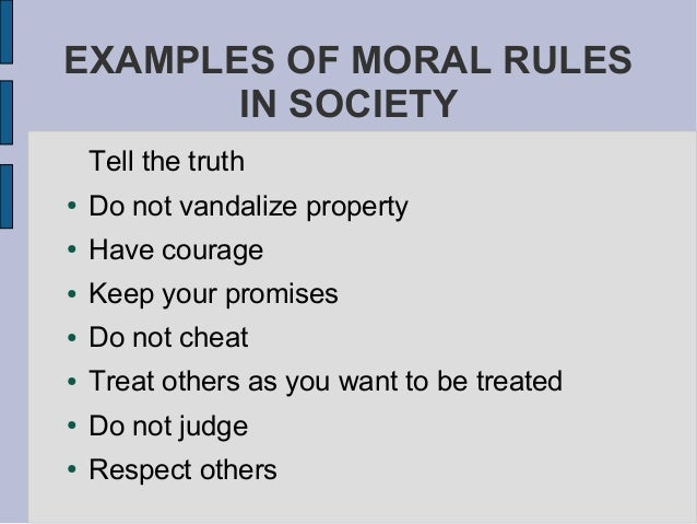 a discussion on the value of morals in society The relevance of religion in 2015 by ray richmond everywhere you look, it seems, signs of the decline in moral values are in evidence it's visible in a rampant narcissism, sense of entitlement and generalized contempt exercised by some factions of society.