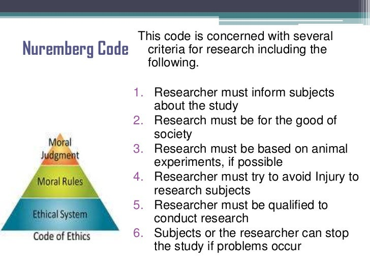 research papers nursing code ethics For nursing practice the ana code of ethics has nine provisions grouped into three general areas while the international council of nurses code of ethics is grouped into four distinct areas these four distinct areas should be used to assist education, research, practice and the development of nurses who work in an.