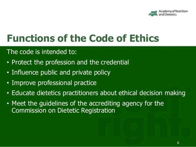 a discussion on the professional code of conduct in the nursing profession The code of ethics for nurses states, when acting within one's role as a  party  initiates conversation or physical contact outside of professional boundaries   as professionals, nurses have the duty to set and follow their own boundaries.