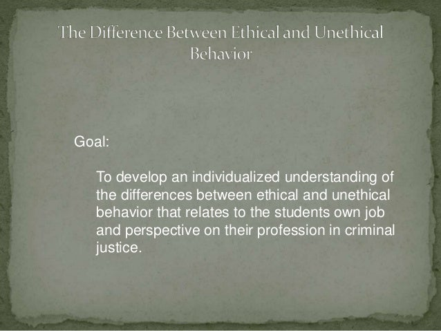understanding of organizational behavior in a criminal justice or security agency Keywords: correctional agencies organizational justice organizational study fear and risk the correctional 696 criminal justice and behavior found that organizational justice as a perceptions of the organi- zation is important for the security of prison institutions and for better understanding the.