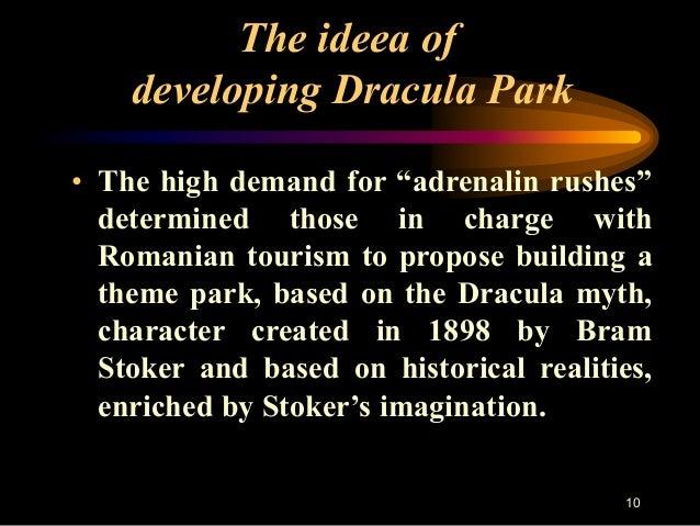 Ethics and Tourism Dracula Park - Case Study