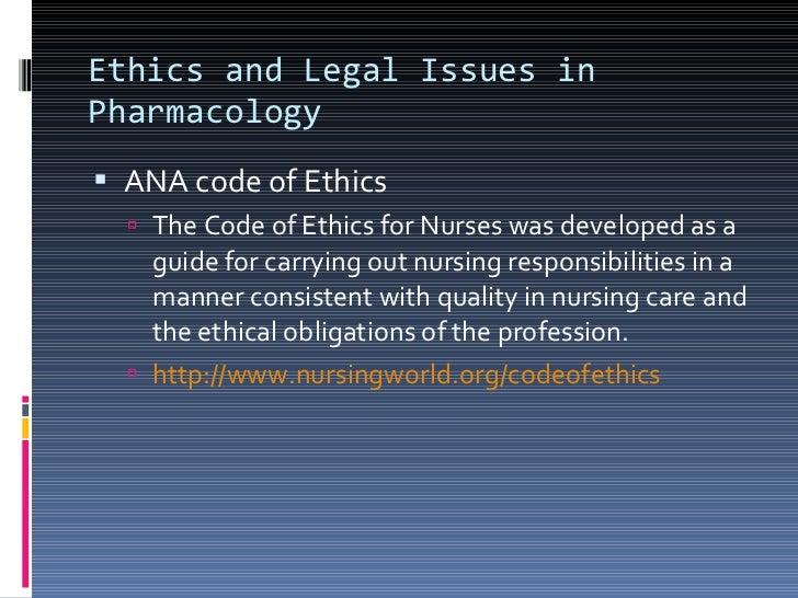 Ethics Chapter