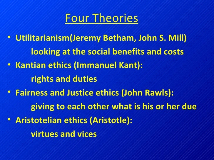 aristotle s virtue ethics vs mills utilitarianism Virtue ethics in action as you probably know, the three main approaches to ethical theory are: utilitarianism, deontology and virtue ethics virtue ethics originates with aristotle and can also be seen in hume's theories of morality in.