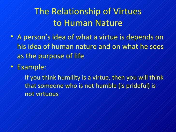 the ideas of virtue ethics 21 kant to the contrary, aristotelian virtue is not a mechanical habit but rather a state of character determined by a rational principle (nicomachean ethics 1107al) 22 kant, the doctrine of virtue , 42, ak 383.