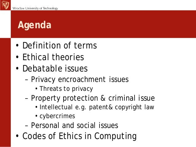 Intellectual Property Threats Definition
