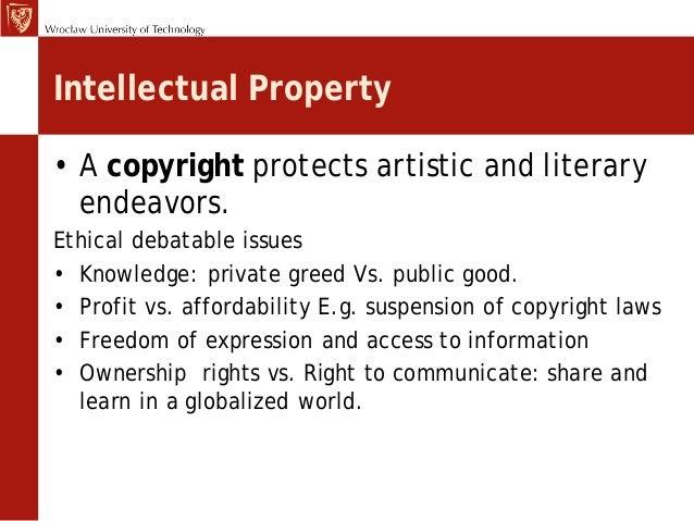 Anti Intellectual Property Movement