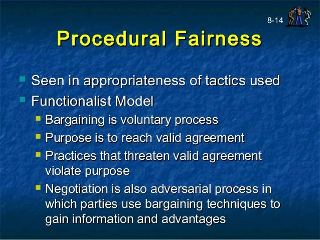 ethics fairness and trust in negotiations How to use the principles behind negotiation ethics to create win-win  see also:  trust in negotiations – trust takes time to develop but.