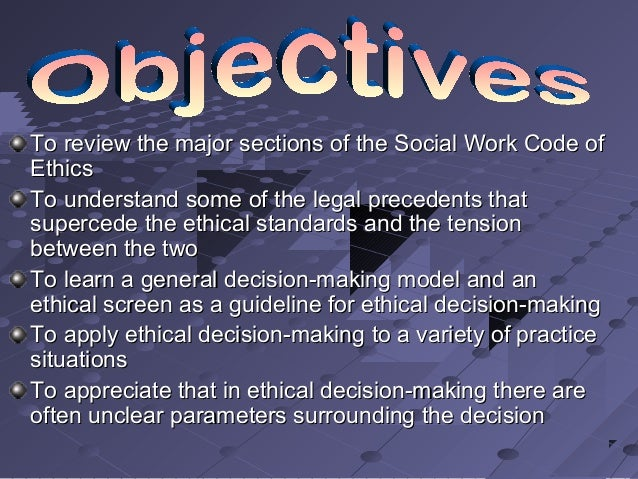 relationship between legal and ethical issues as shown in the film