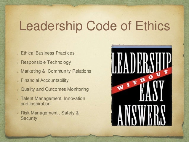 Ethics In A Digital Age