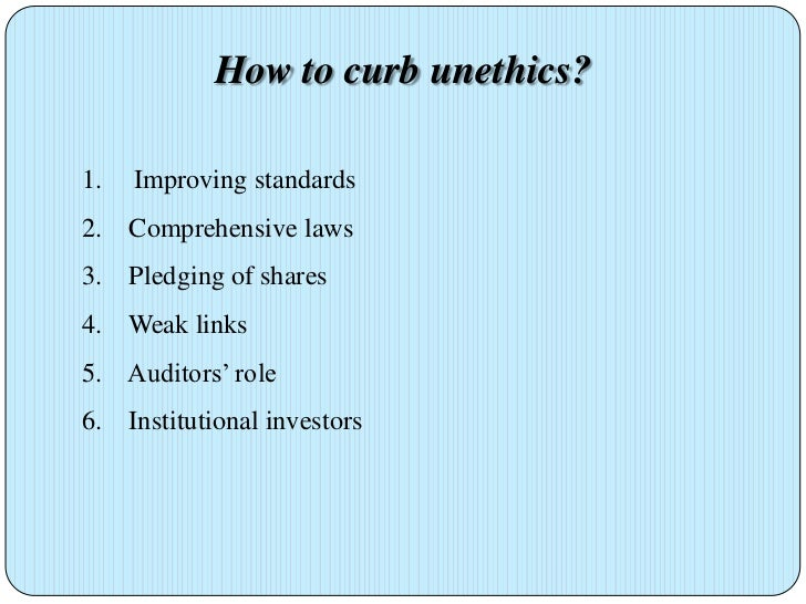 ethics and unethics When in doubt about a decision that involves workplace ethics, ask yourself the following questions if the answer(s) makes you feel uncomfortable, the proposed.