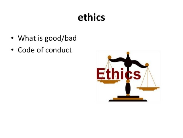 Ethics in library