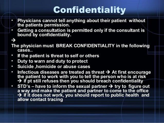 Ethics in medicine Slide 2