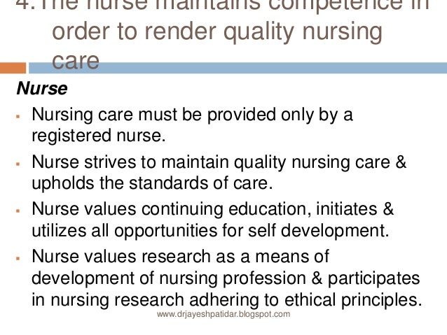 ethical principles in nursing research Appropriate ethical principles to be used in qualitative research ethics in qualitative research although ethical review boards scrutinize most nursing.