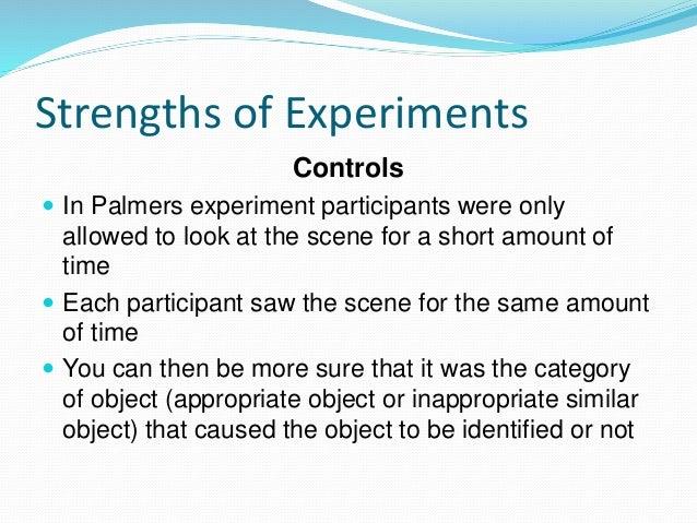 short psychology experiments