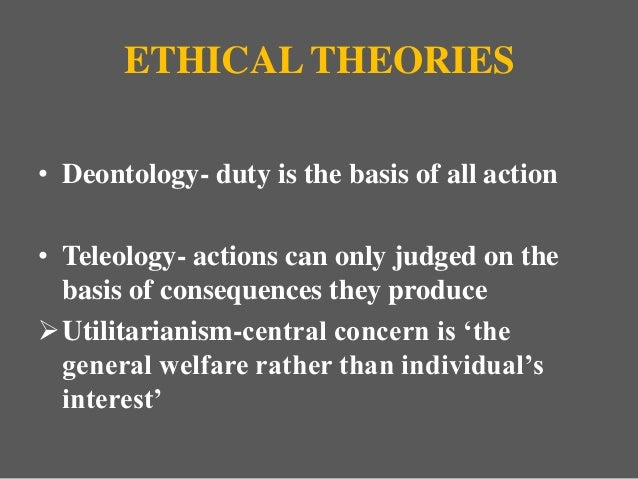 an examination of the ethics of welfare On-farm welfare assessment has been used mainly for non-regulatory  form of  ethical decision-making simply requiring agreement on what should be.