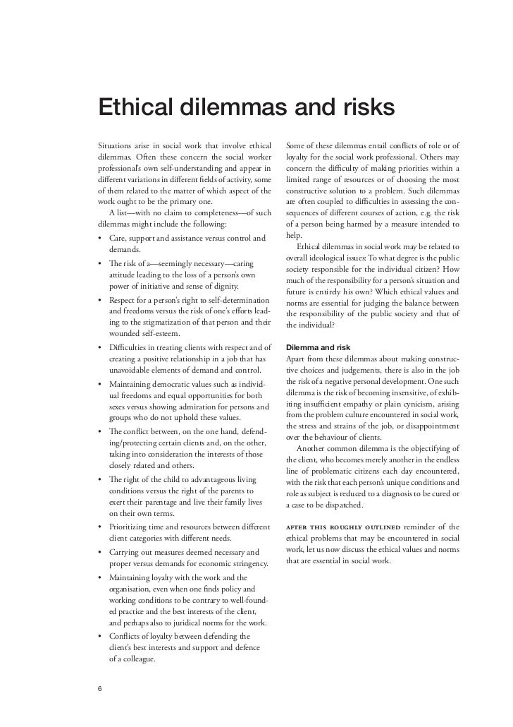 the ethical dilemmas of the workers in the banking industry The current ethical challenges in the nigerian commercial south ethical and moral values are very relevant in the banking industry ethics this work by.