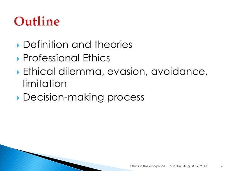 define professional value and ethics Professionalism and ethics of appearance but that it is not the sole factor in being a professional the value of the professional model for law enforcement.