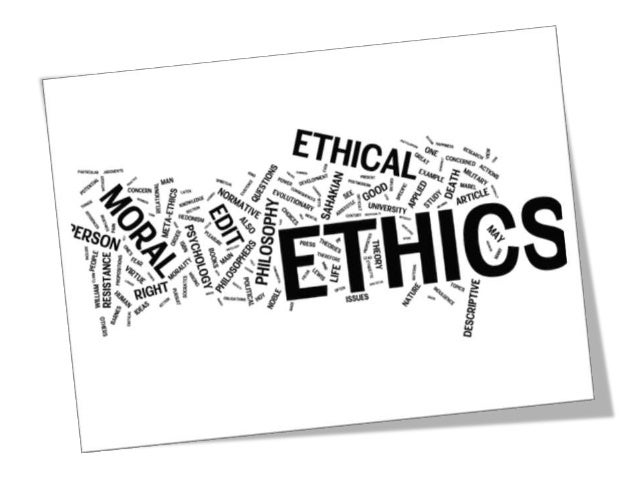 personal values ethical standards Ethics, an overview personal values provide an internal reference for what is good adhering to ethical standards in such instances can be difficult.