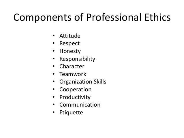 how attitude affects work ethics Work ethics include not only how one feels about their job, career or vocation, but also how one does his/her job or responsibilities this involves attitude, behavior, respect.
