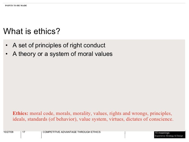 virtue ethics advantage The resurgence of interest in virtue ethics can be traced to the late 1950s and to  the work of elizabeth  the descriptive advantage is clear, but the normative.