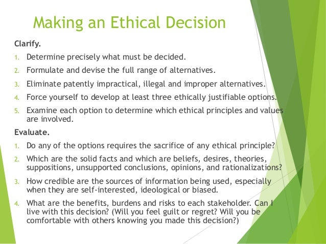 an examination of ethical issues Legal and ethical issues relating to business information  i will be able to explain the legal and ethical issues relating to the use of business  legal issues.