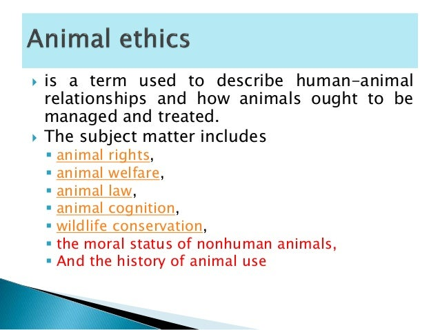 ethics of animal research All research, teaching or testing using animals conducted by staff or students affiliated with the university of alberta, or involving university resources/ facilities, must be reviewed and approved by one of the university's animal care and use committees (acuc) before the research starts the use of animals for research,.