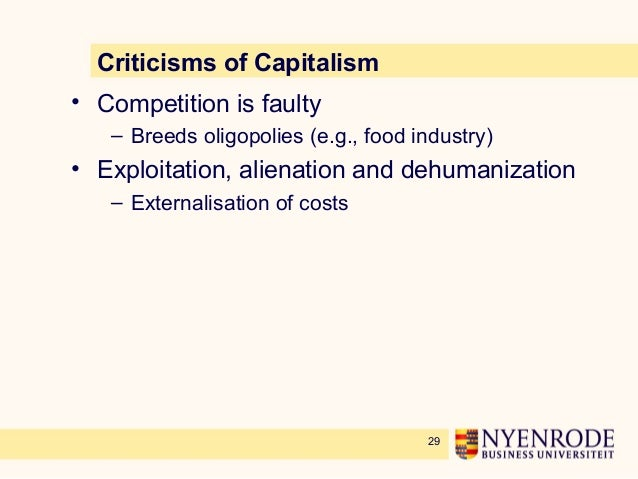 capitalism and ethics The morality of capitalism what your professors won't tell you  something else is needed: an ethics of free exchange and of wealth production through innovation.