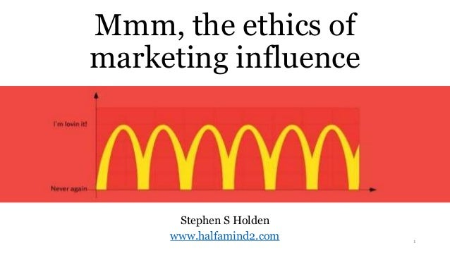 marketing influence