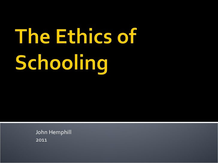 John Hemphill 2011