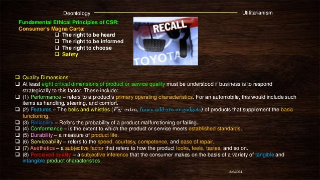 deceptive advertising and deontology The word deontology derives from the greek words for duty (deon) and science (or study) of (logos)in contemporary moral philosophy, deontology is one of those kinds of normative theories regarding which choices are morally required, forbidden, or permitted.