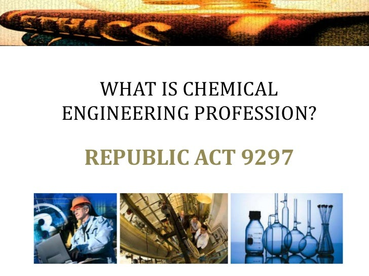 Chemical engineering ppt