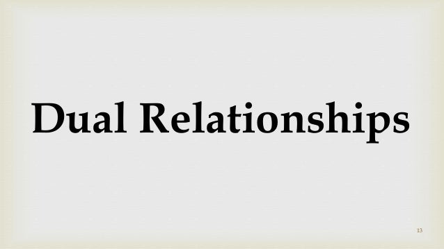 dual relationships and self disclosure Dual relationships and boundary crossing a critical issues in clinical psychology practice - olusegun emmanuel afolabi - research paper (postgraduate) - psychology - clinic and health psychology, abnormal psychology - publish your bachelor's or master's thesis, dissertation, term paper or essay.