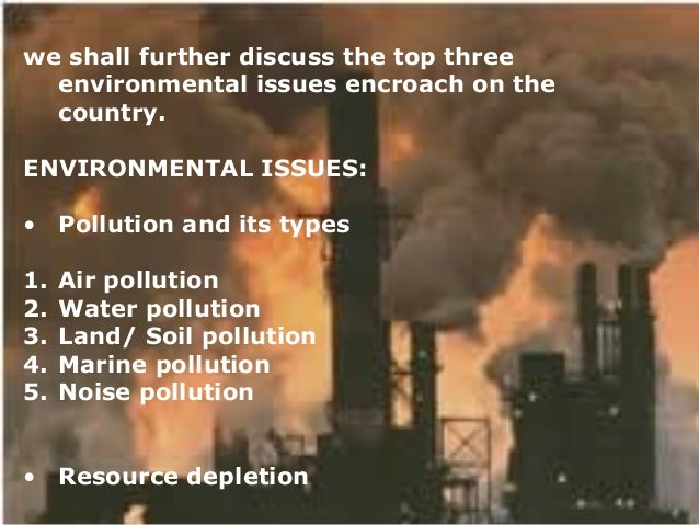environmental issues and ethics Air pollution - an ethical perspective  ethics air pollution log in or register to  to take responsibility for the environmental and human health effects of.