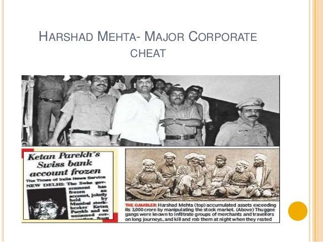 case study harshad mehta by yaminidi Watch this video to know more about the harshad mehta scam don't forget to subscribe to the channel and express your views in the comment section thanks for watching.