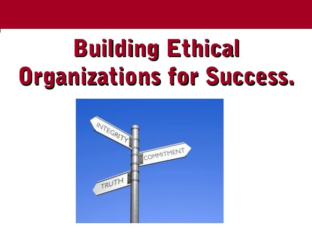 Building EthicalBuilding EthicalOrganizations for Success.Organizations for Success.The Chazin Group
