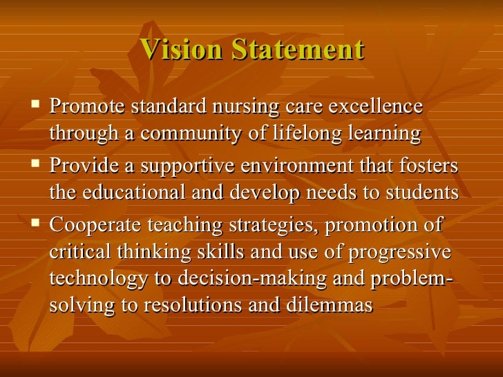 nursing vision Hey guys, today in information management class i got an assignment to write a one to two page paper about my vision of nursing in the the year 2030 i have to discuss how technology will be.
