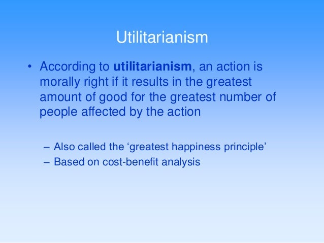 an analysis of the classical utilitarianism by john rawls John rawls was an american  he argues that the traditional theory of utilitarianism proposed by john stuart mill and jeremy bentham the greatest good for the .